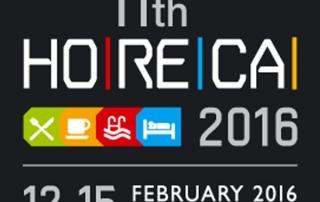 Horeca 2016 - FnB Trade- Stand A11, Hall1
